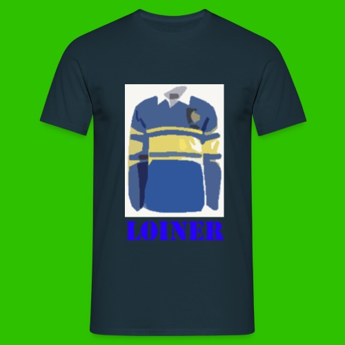Leeds Loiner [Blue] - Men's T-Shirt