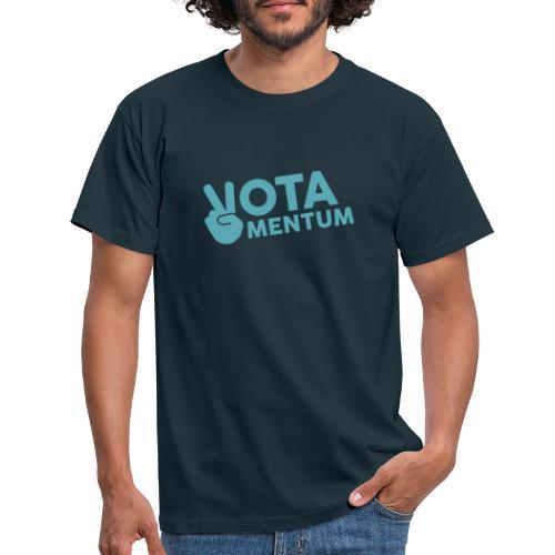 Votamentum Logo - Männer T-Shirt