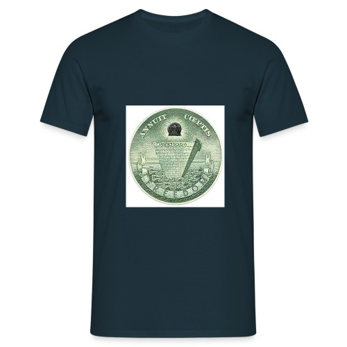 FREEDOM NOTE - Men's T-Shirt