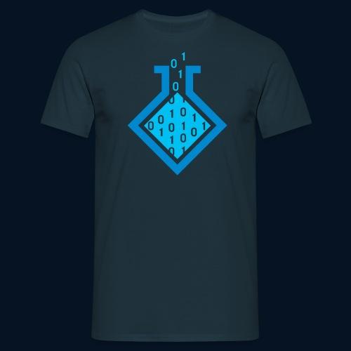 Loapu Logo - Männer T-Shirt