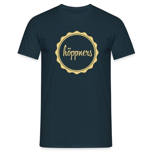 hoeppners-badge - Männer T-Shirt