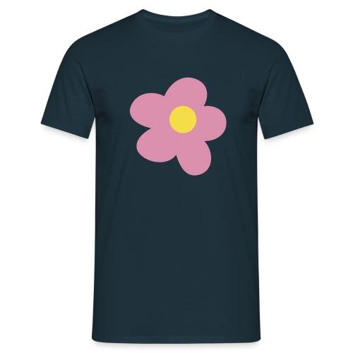 Kinder Comic - Blume - Männer T-Shirt