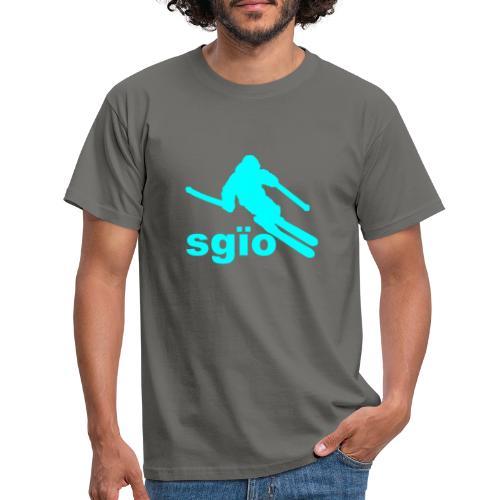 Sgïo - Men's T-Shirt