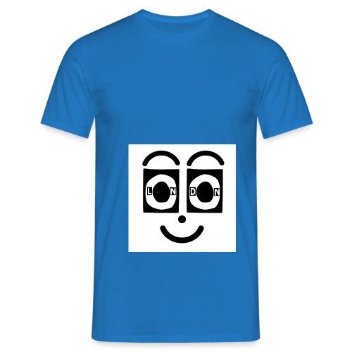 LONDON jpg - Männer T-Shirt
