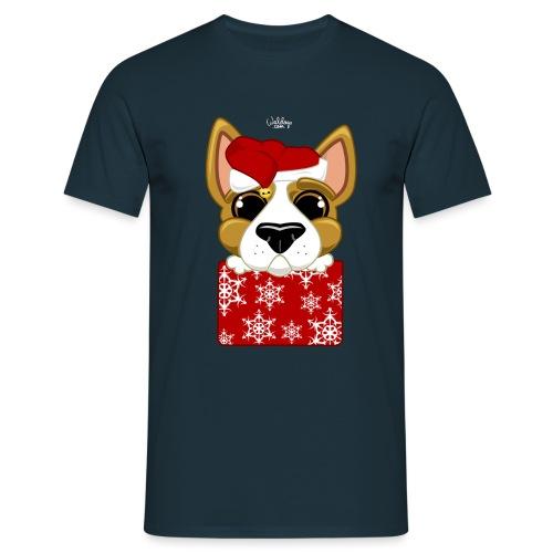 Christmascorgi - Miesten t-paita
