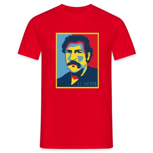Retro - Camiseta hombre