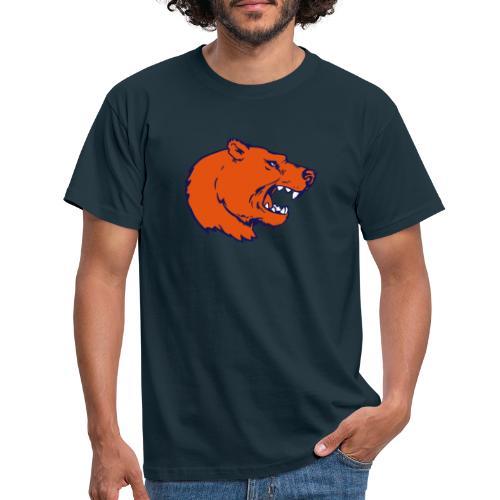 Logo St. Gallen Bears - Männer T-Shirt