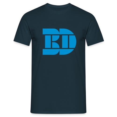 lopetz BD Logo Berlin - Männer T-Shirt
