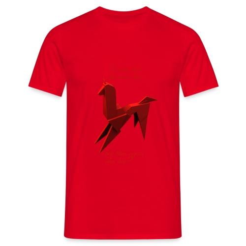 UnicornioBR2 - Camiseta hombre