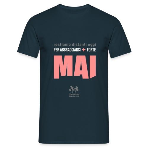 a(e)ffetto DPCM - Maglietta da uomo