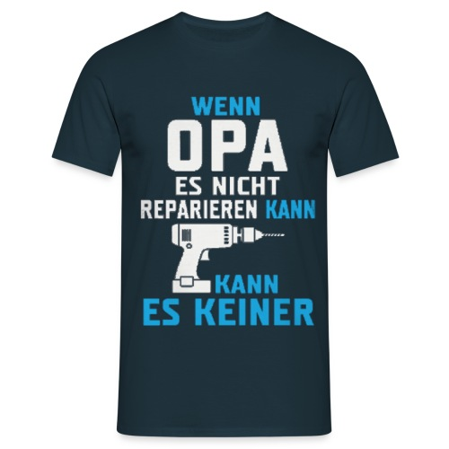 Oparep png - Männer T-Shirt