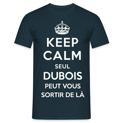 keepcalmpeutvoussortirdel - T-shirt Homme
