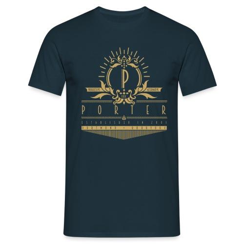 PORTER Est 2001 - Männer T-Shirt