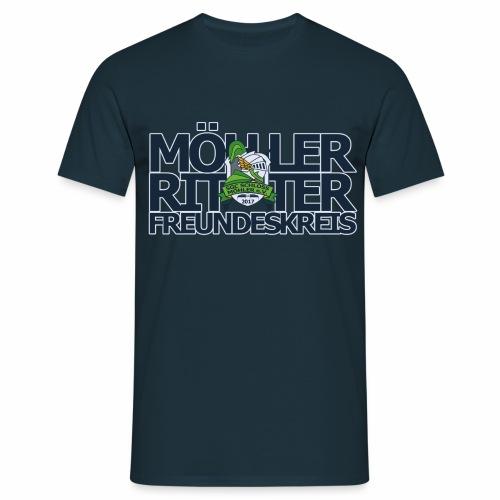 möhlerritterfreundeskreis - Männer T-Shirt