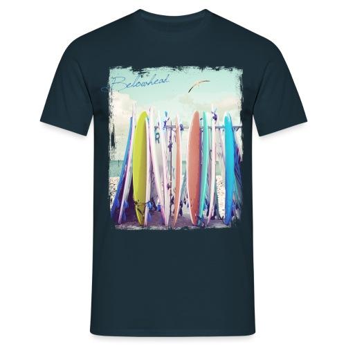 Surfs up - Männer T-Shirt