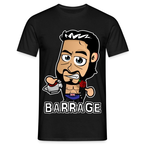 Chibi Wade Barrett - Men's T-Shirt