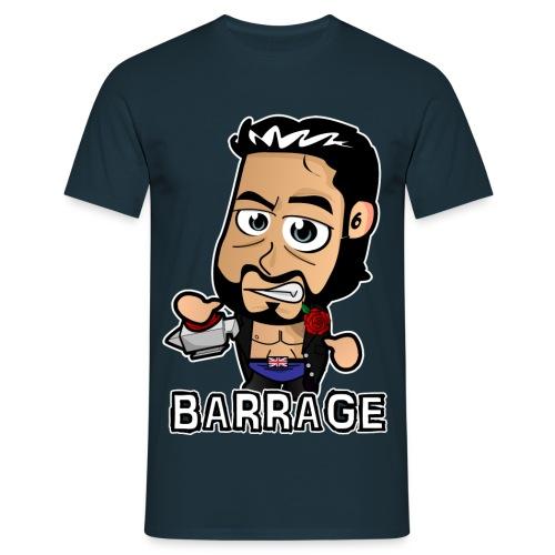 Chibi Wade Barrett - Men's T-Shirt