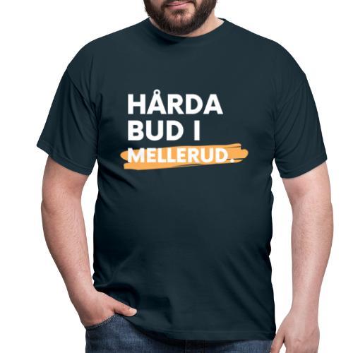 Hårda bud i Mellerud - T-shirt herr