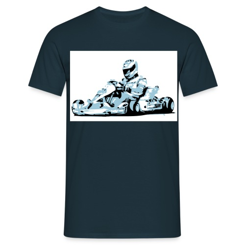 Kartracer - Männer T-Shirt