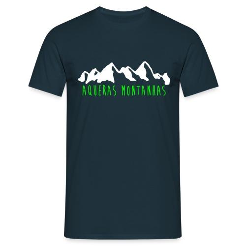 aqueras montanhas png - T-shirt Homme