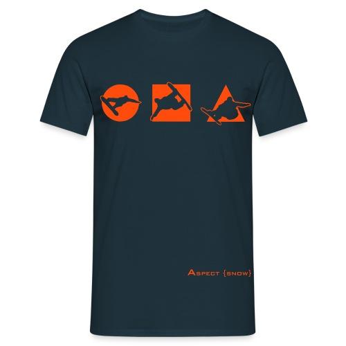 shapeshoody - Men's T-Shirt