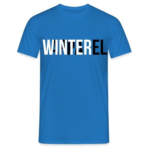 Winter Apparel Logo - Herre-T-shirt