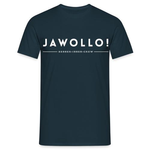 jawollo crew - Männer T-Shirt