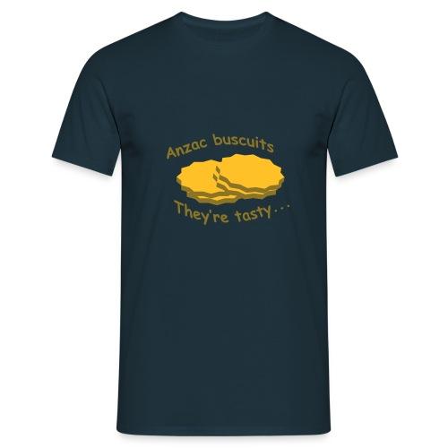 Anzac Biscuits - Men's T-Shirt