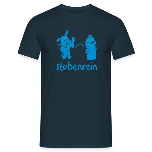 stubenrein - Männer T-Shirt
