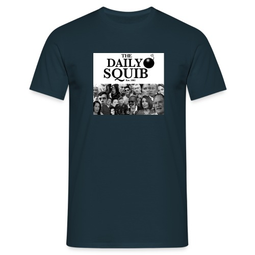 fb montage900 - Men's T-Shirt