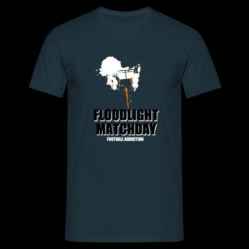 floodlight matchday - Männer T-Shirt