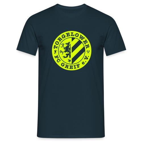 logo sw - Männer T-Shirt