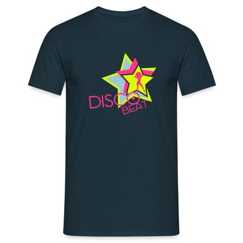 06-disco-beat - T-shirt Homme