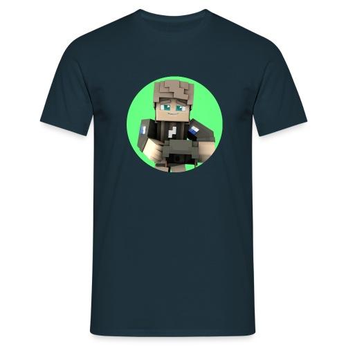 The logo disign - Männer T-Shirt