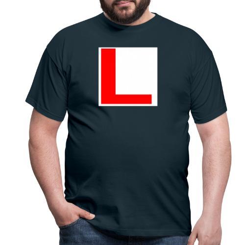 l - T-skjorte for menn