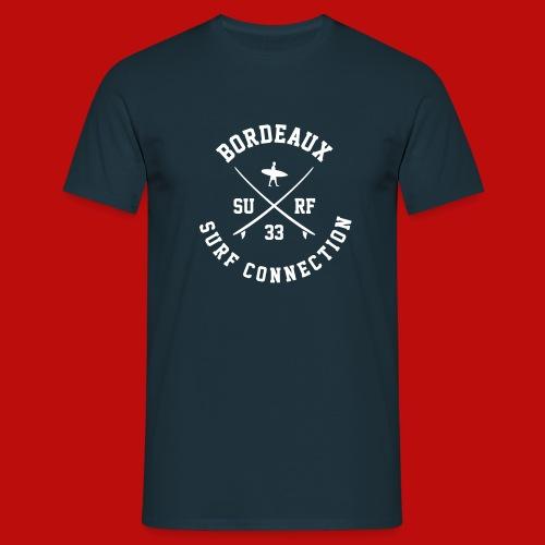 Logo BSC_ Blanc - T-shirt Homme
