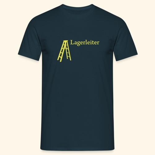 Lagerleiter - Männer T-Shirt