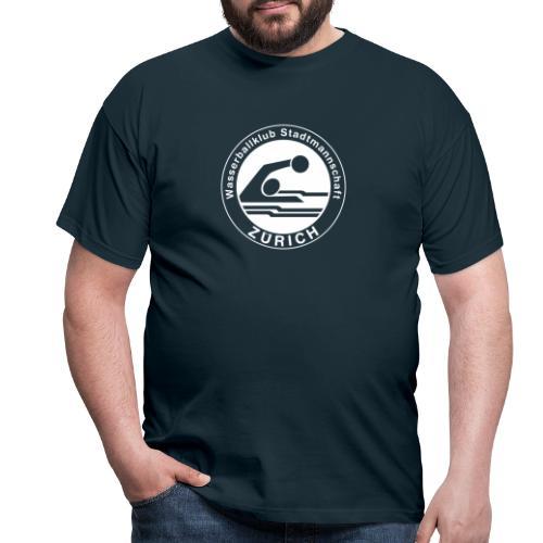 logo smz w1 - Männer T-Shirt