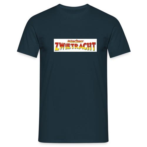 schriftbuntgif2 - Männer T-Shirt