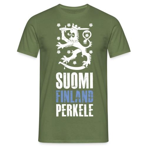 suomifinlandperkele - Miesten t-paita