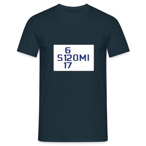 suomi61217 - Miesten t-paita
