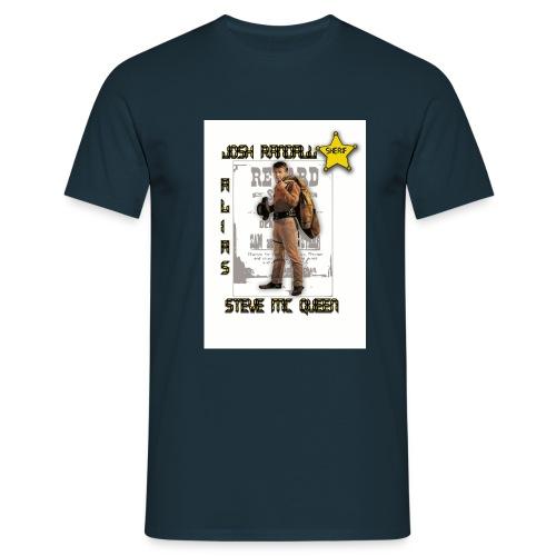 série au nom de la loi - T-shirt Homme