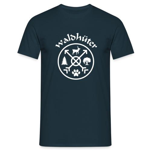 waldhüter3a80 - Männer T-Shirt