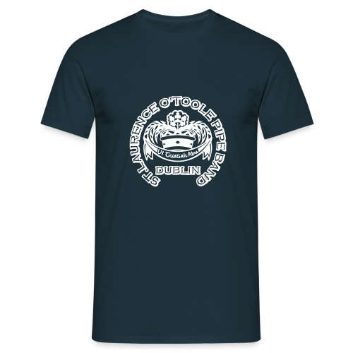CREST COPPERPLATE 800x800 - Men's T-Shirt