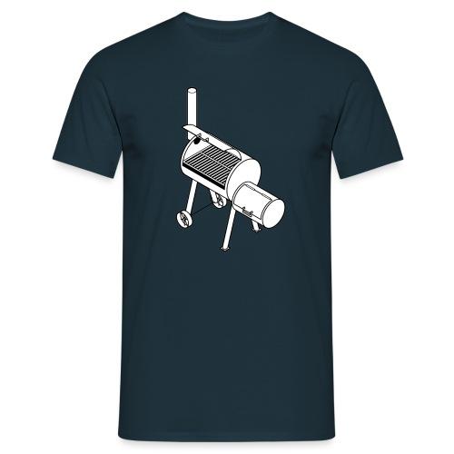 offsetsmoker2 - Mannen T-shirt