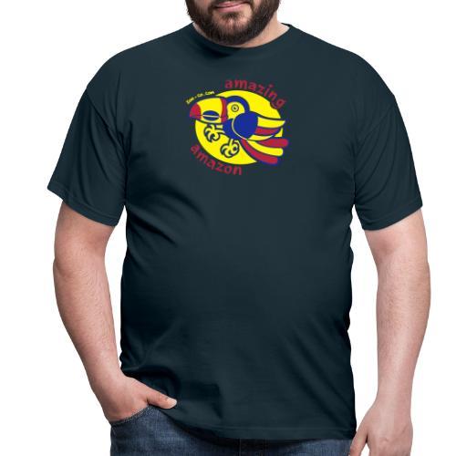 Amazonian Toucan - Men's T-Shirt