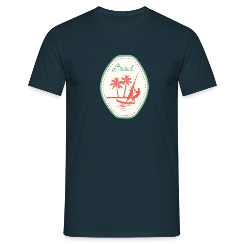 Beach - Men's T-Shirt