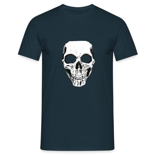 totenschädel.png - Männer T-Shirt