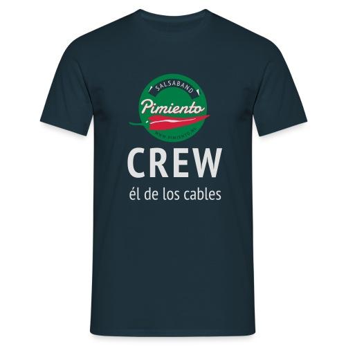 Pimiento Crew Gear - Mannen T-shirt