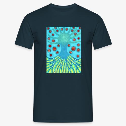Drzewo I Planety - Koszulka męska